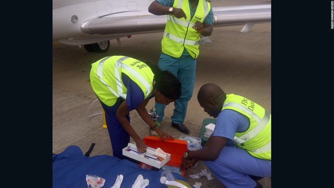 The company has transported about 500 victims of medical emergencies in its first three years operations.