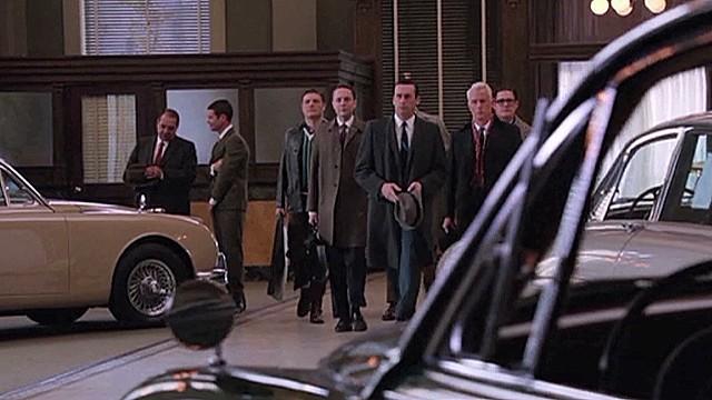 Is Jaguar mad at 'Mad Men'?
