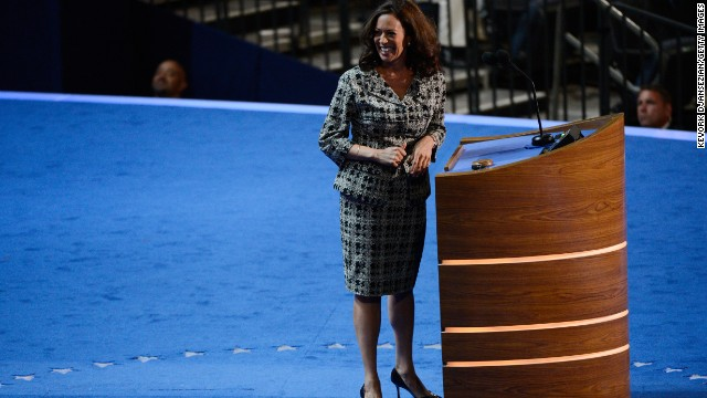 Getting to Know: Kamala Harris