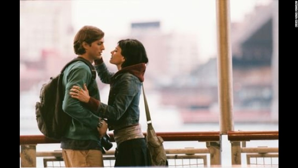 "After seeing ""A Lot Like Love,"" Ebert wrote: ""Judging by their dialogue, Oliver and Emily have never read a book or a newspaper, seen a movie, watched TV, had an idea, carried on an interesting conversation or ever thought much about anything. The <a href=""http://rogerebert.suntimes.com/apps/pbcs.dll/classifieds?category=REVIEWS01&TITLESearch=A%20Lot%20Like%20Love&ToDate=20131231"" target=""_blank"">movie</a> thinks they are cute and funny, which is embarrassing, like your uncle who won't stop with the golf jokes."" Ashton Kutcher and Amanda Peet were Oliver and Emily."