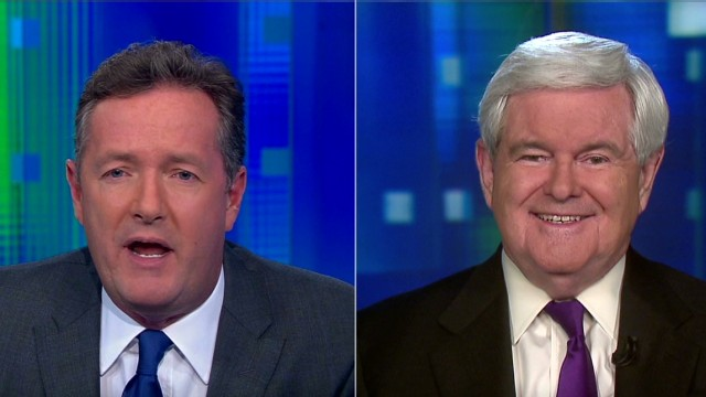 Gingrich: 'That is an absurd comment'