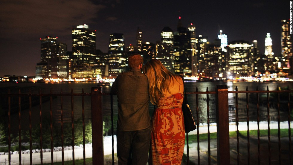"""You don't have to go to the top of the Empire State Building to ask her to make your mother and older brother part of her family. New York is loaded with convincing views. """"There's always a sense of excitement in the air and it makes for a great place to ask that ever important question,"""" says Krywicki."""