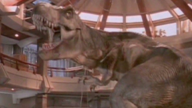 Real dinosaurs scarier than ones in film
