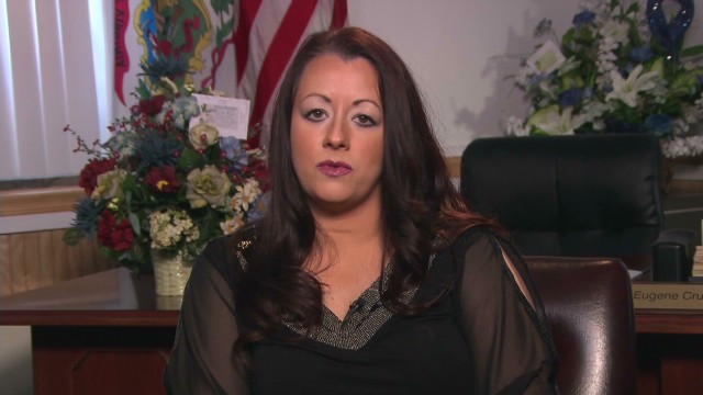 Daughter of murdered sheriff speaks out