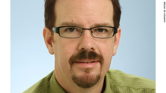 Ed Stetzer is the president of LifeWay research, an evangelical research company.