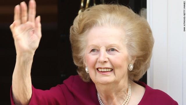 Margaret Thatcher's political legacy