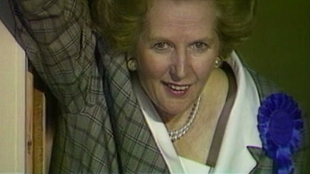 How Thatcher became 'The Iron Lady'