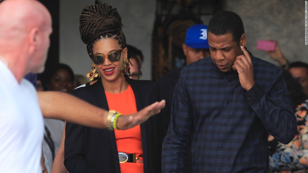 "<strong>April 2013</strong>: Jay-Z and Beyoncé set off a firestorm of criticism when they were photographed in Havana, Cuba, celebrating their  wedding anniversary. <a href=""http://politicalticker.blogs.cnn.com/2013/04/14/jay-zs-cuba-trip-hypocritical-says-rubio/"">Sen. Marco Rubio called their trip ""hypocritical</a>,"" saying ""they're delivering hard currency to a tyrannical regime who then turns around and uses that to oppress its people.""<br /><br />After a request from two Republican lawmakers, the U.S. Treasury revealed the pair's trip had been sanctioned. The hype eventually blew over, but not <a href=""http://marquee.blogs.cnn.com/2013/04/11/jay-z-pens-open-letter-to-cuba-trip-critics/"">without a response from Jay-Z in a rap song titled, ""Open Letter."" </a>"