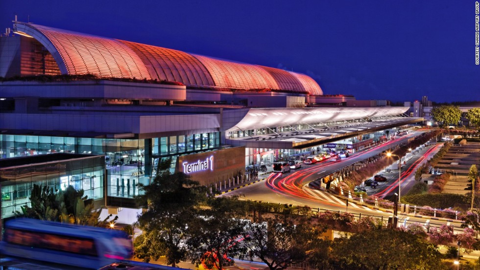 Singapore Changi has been named the world's best airport at the World Airport Awards in Geneva.