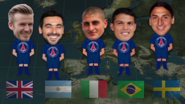 PSG: One year on