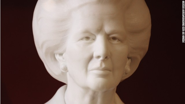 Remembering Britian's 'Iron Lady'