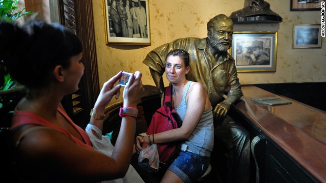More Americans are visiting Cuba