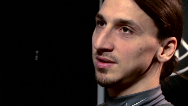 Ibrahimovic reveals biggest weakness