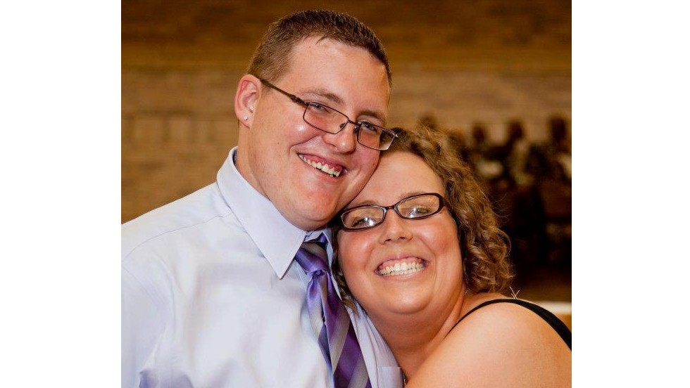 Megan Sullivan hugs her brother Alex Sullivan, who she says was her first best friend, her voice of reason and the best bear-hug-giver ever. He died in the Aurora shooting.