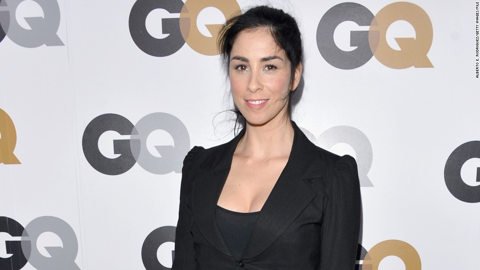 Yes, Sarah Silverman -- much like Chelsea Handler, should she ever reconsider her stance on broadcast TV -- would be on the saltier side for broadcast TV, but we've seen what she can do and it's funny.