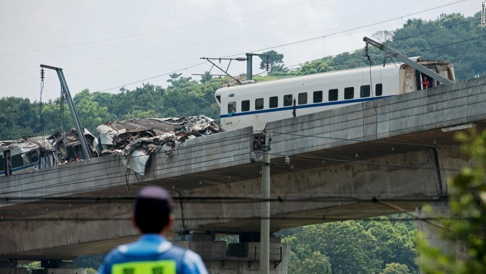 A 2011 collision that resulted in 40 deaths has led many to question whether the focus on construction goals is detracting from safety. Train speeds were slowed after the incident.
