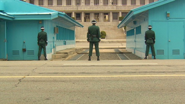 Inside the Korean DMZ