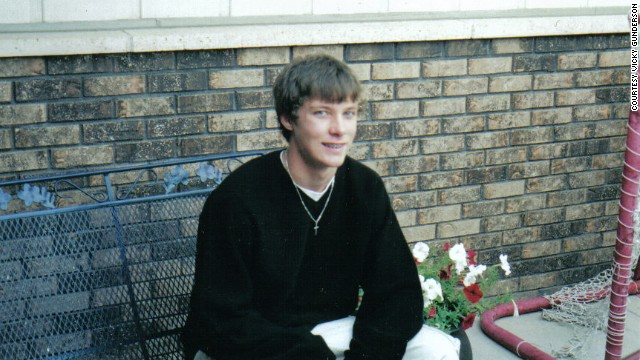 Kirk Gunderson committed suicide in 2005 after being placed in solitary confinement. He was 17.