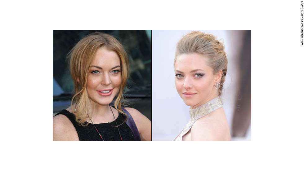 "Amanda Seyfried had her film debut with Lohan in 2004's 'Mean Girls"" before going on to play Cosette in 2012' s ""Les Misérables."" But is she younger or older than her former cast mate?"