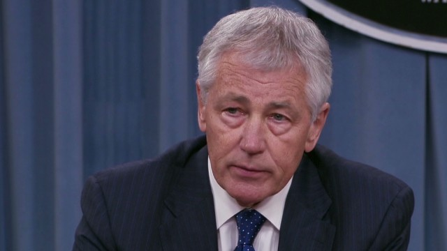 Hagel: N. Korea close to dangerous line