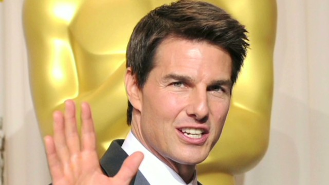 Tom Cruise denies talking about divorce