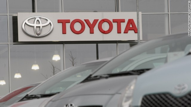 Why are Toyota's profits soaring?