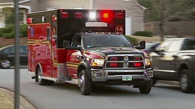 Firefighters rescued in hostage standoff