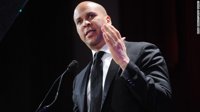 Cory Booker wins NJ Senate primary