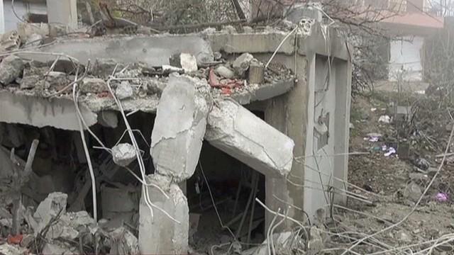 Observers: Syria targets civilians