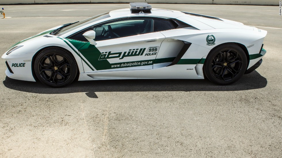 The Aventador has a hefty price tag of approximately $500,000 and has a top speed of 217 mph (349 kph).