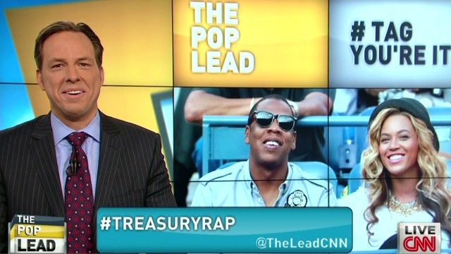 Watch CNN's Jake Tapper rap