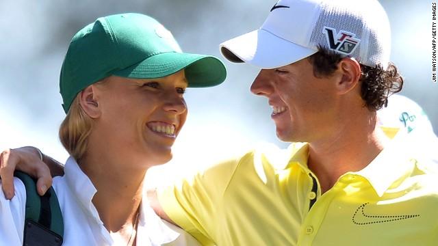 Rory McIlroy & Caroline Wozniacki split