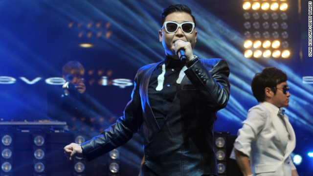 'Gangnam Style' to 'Gentleman' for Psy