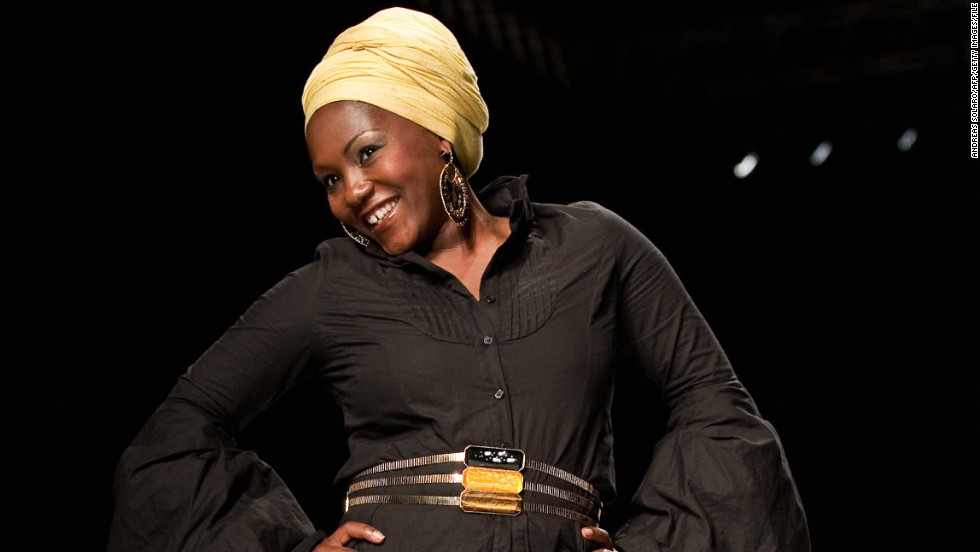 "Designer Sylvia Owori (pictured), one of the most prominent fashion figures in Uganda, says heavy competition from the used-clothing industry is a growing threat to her business. ""It's very difficult to compete with second-hand market,"" she says. ""Probably 90% of the clothing people are buying in the whole country are second-hand clothes."""