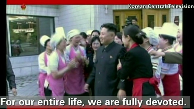Propaganda as news in North Korea
