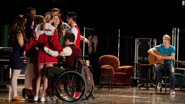 """Glee"" has been renewed for a fifth and sixth season."