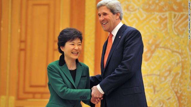 Kerry visita Asia