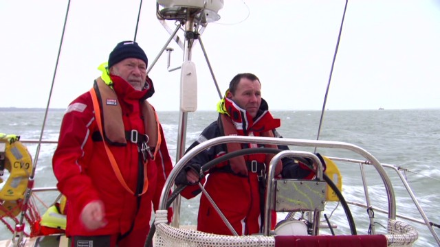 Recruits prepare for ocean race endeavor