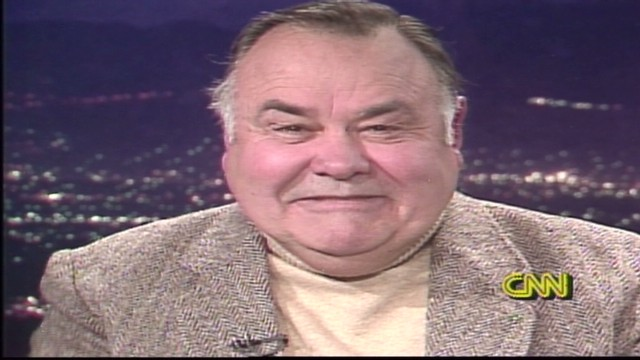 1989: Jonathan Winters says 'goodnight'