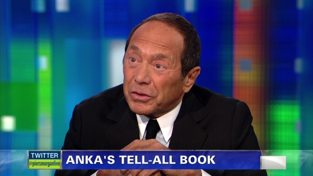 Paul Anka on writing 'My Way'