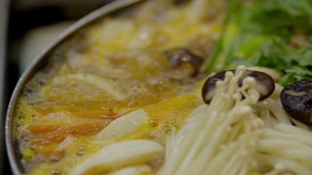 Korean-American food true to its roots
