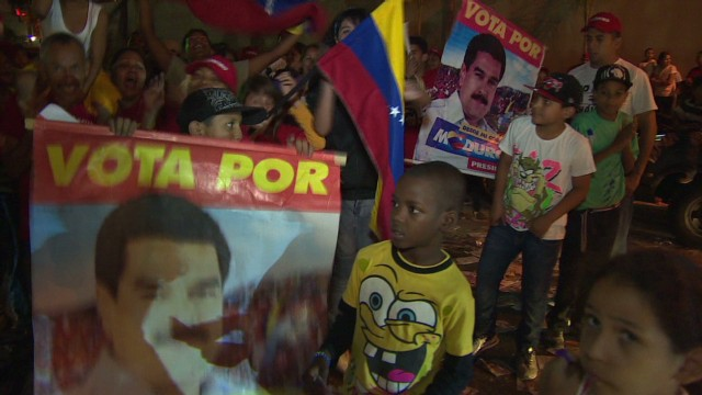 Did Maduro win fair and square?