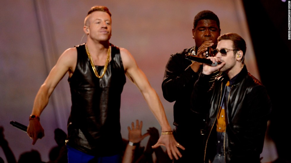 "They won't have to shop there anymore, but according to Billboard Macklemore and Ryan Lewis's ""Thrift Shop"" is the top-selling digital song for the first half of 2013 with more than 5.5 million sold."