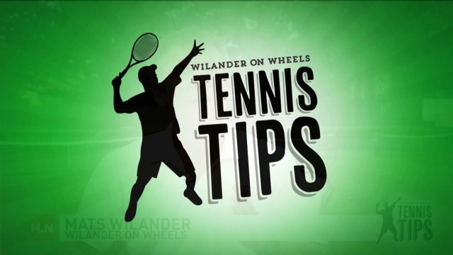 Tennis Tips: The serve