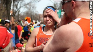 Photos: Deadly attack at Boston Marathon