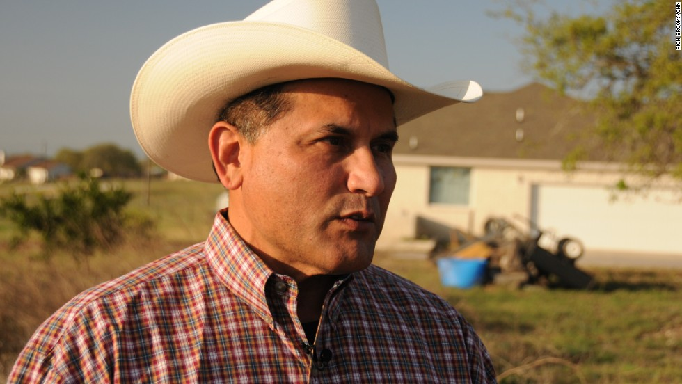 in 2002, then-Texas Ranger Rudy Jaramillo spoke to two witnesses who offered stunningly similar stories key to Garza's slaying. One was a priest, the other a monk. They both said Feit had admitted to them that he had killed Garza.