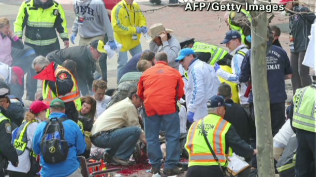 "Investigators Look for Bomb ""Signature"""