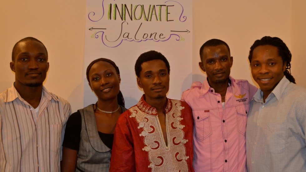 Sengeh is not only coming up with new creations, he is also out to find other bright young Africans. The young scientist has launched Innovate Salone, a mentoring initiative aiming to inspire innovation and self-sufficiency in his native country.