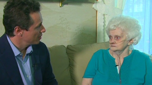 Grandmother of victim: She's in my heart