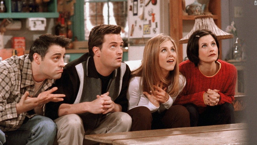 "For ""Friends,"" everything was wrapped up with a bow. Ross ended up with Rachel; Monica and Chandler, with kids in tow, moved out of the building; and Phoebe was married off. Joey was off to L.A. for his own sure-to-be-successful spinoff ... Oops. Still, it was a nice, tidy sendoff after 10 years."